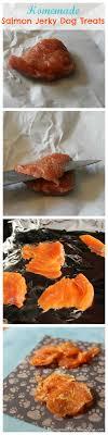 salmon y dog treats homemade dog
