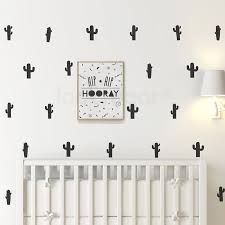 Isabelle Max Cactus Wall Decal Reviews Wayfair