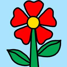 cartoon flower clip art clipart best