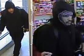 help identify a robbery suspect the