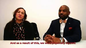 Law Offices of Duane O. King - DC Accident Attorney Client Testimonial  (Spanish) - YouTube