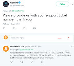 gemini com suddenly bans account and froze complete access to the