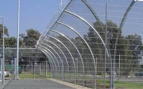 Anti Climb 358 Wire Fencing