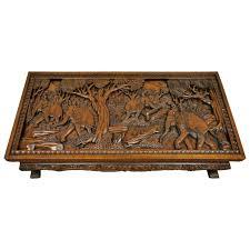 coffee table ideas antique oriental