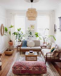 mid century meets boho in a brooklyn home