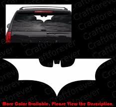 Large Dark Knight Batman Superhero Car Window Vinyl Die Cut Decal Sticker Cm018 Rainbowlands Lk