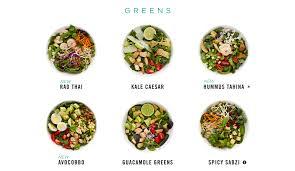 new sweetgreen menu celebrate