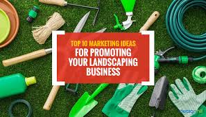 promoting your landscaping business
