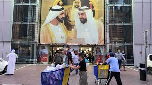 uae imposes curfew for deep cleaning as