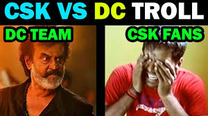 CSK VS DC TROLL | 25th SEP 2020