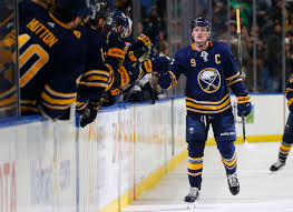 Sabres captain Jack Eichel disagrees with NHL's two-game ...
