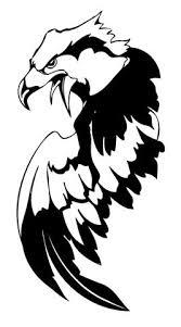 Eagle V13 Decal Sticker