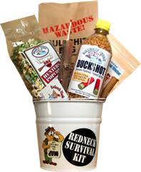 creative gift baskets redneck gift