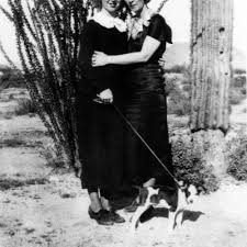 Ivy Ellis Hurt and Charline in Arizona — Calisphere