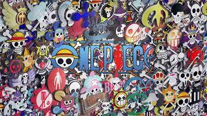 one piece pirates logo hd wallpaper