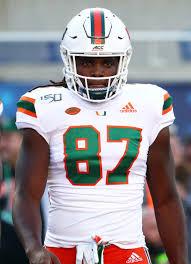Michael Irvin II transfers from Miami (Florida) to Florida ...