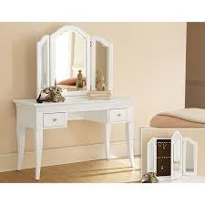 Shop Ne Kids Walnut Street Chestnut Wood Desk With Vanity Storage Mirror And Chair Overstock 11980064