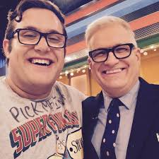 Ari Stidham Shares His Behind-The-Scenes Photos From The Price Is ...