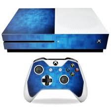 Skin Decal Wrap For Microsoft Xbox One S Lightning Storm Walmart Com Walmart Com
