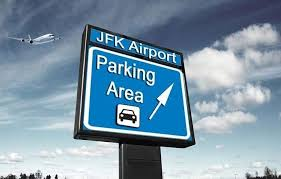 park at the new york city jfk airport