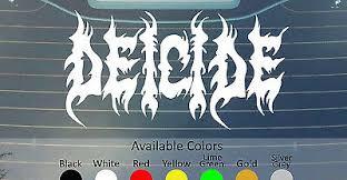Home Garden Decor Decals Stickers Vinyl Art Behemoth Trivmviratvs Vinyl Decal Sticker Custom Size Color