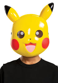 Nintendo Pokemon Child Pikachu Mask