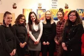Lourdes girls busy raising funds | Whitehaven News