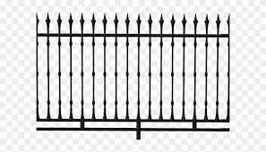 Gothic Clipart Fence Railing Png Transparent Png 1269051 Pinclipart