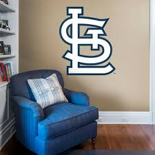St Louis Cardinals Fathead Giant Removable Decal