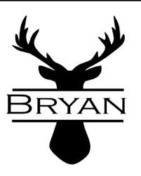 Men 39 S Personalized Deer Yeti Cup Decal Decals For Yeti Cups Yeti Cup Designs Cup Decal