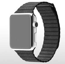 apple watch leather loop strap
