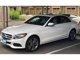 mercedes benz c300 4matic sedan lease