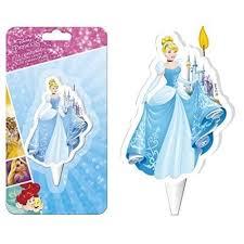 Bougie Cendrillon Princesse Disney Anniversaire Decoration Gateau 575 Achat Vente Bougie Anniversaire Cdiscount