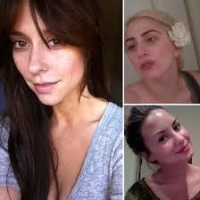 stars without makeup popsugar beauty