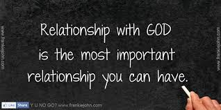 quotes about relationship to god quotes