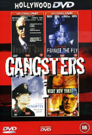 GANGSTERS 4 movies. Shadow Run / The Last Days of Frankie the Fly / P (DVD)  New 5017633212415 | eBay