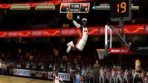 nba jam ing to 360 and ps3 if you