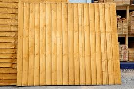 Feather Edge Fence Panel Cain Brothers Timber Merchants