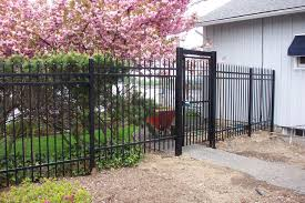 How To Install A Wrought Iron Fence Pacific Fence Wire Co