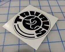 Kimber Handgun Logo Vinyl Sticker Decal Black For Sale Online Ebay