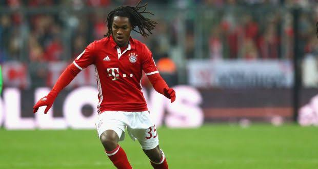 Image result for renato sanches getty""