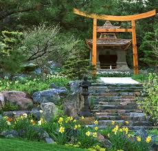 japanese outdoor garden decorations