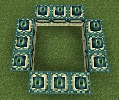 How To Build An End Portal In Minecraft Pocket Edition Isk Mogul Adventures