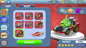 Angry Birds Go - Chapter 8. TERENCE Character
