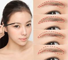 tutorial makeup natural korea