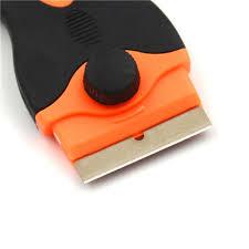 New Car Sticker Remover Edge Blade Razor Scraper Set Window Spatula Tools Wtyn Home Garden Putty Knives Scrapers