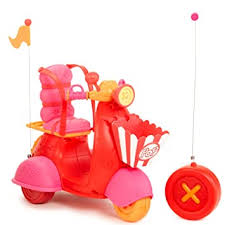 Buy Lalaloopsy RC Scooter, 49 MHz Online at Low Prices in India - Amazon.in