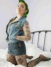 Green Monster Female Model Profile - Rialto, California, US - 15 Photos |  Model Mayhem