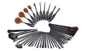ultimate hollywood makeup brush set 34