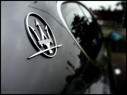maserati car logo car wallpapers